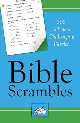Bible Scrambles - Harris, Lisa (Compiled by)