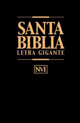 Biblia Letra Gigante-Nu - Zondervan