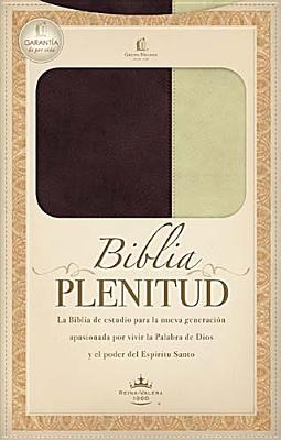 Biblia Plenitud-Rvr 1960 - Grupo Nelson (Creator)