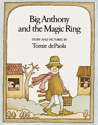 Big Anthony and the Magic Ring -