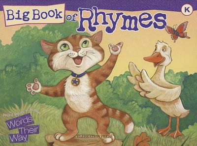Big Book of Rhymes, Level K - Celebration Press (Creator)