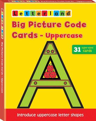 Big Capital Picture Code Cards - Lyn Wendon