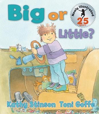 Big or Little? - Stinson, Kathy
