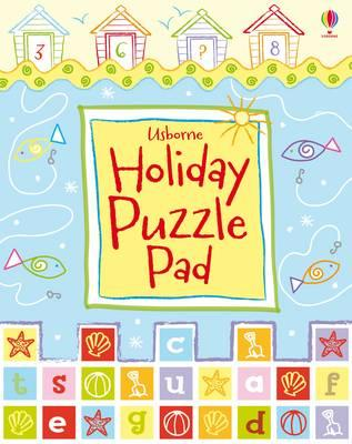 Big Puzzle Pad - Khan, Sarah