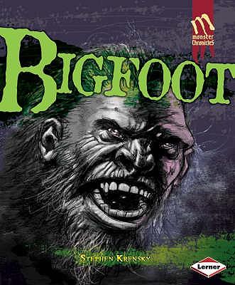 Bigfoot - Krensky, Stephen