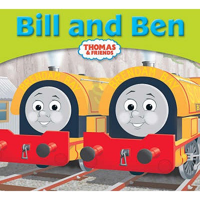 Bill and Ben the Twin Engines -