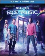 Bill & Ted Face the Music [Includes Digital Copy] [Blu-ray]