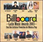 Billboard Latin Music Awards 2003: Pop and Tropical