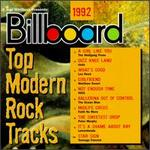 Billboard Top Modern Rock Tracks 1992