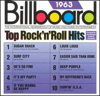 Billboard Top Rock & Roll Hits: 1963 - Various Artists