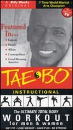 Billy Blanks: Tae Bo Instructional Workout