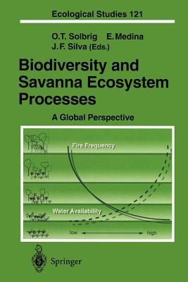 Biodiversity and Savanna Ecosystem Processes: A Global Perspective - Solbrig, Otto Thomas (Editor), and Medina, Ernesto (Editor), and Silva, Juan F (Editor)