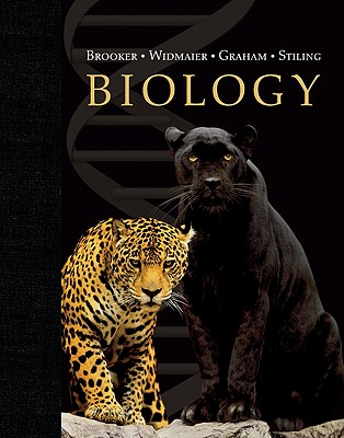 Biology book by robert j brooker 10 available editions alibris books fandeluxe Images