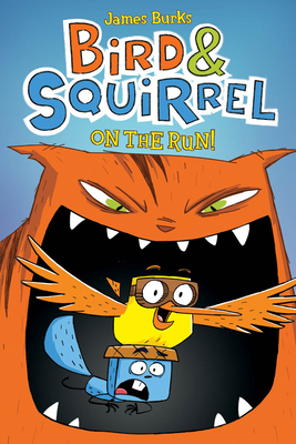 Bird & Squirrel on the Run (Bird & Squirrel #1) - Burks, James