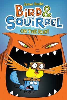 Bird & Squirrel on the Run - Burks, James
