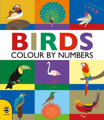 Birds (Colour by Numbers) - Hutchinson, Sam