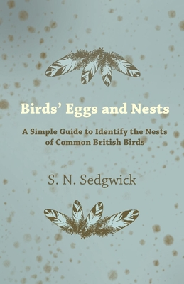 Birds' Eggs and Nests - A Simple Guide to Identify the Nests of Common British Birds - Sedgwick, S N