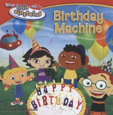 Birthday Machine - Ring, Susan