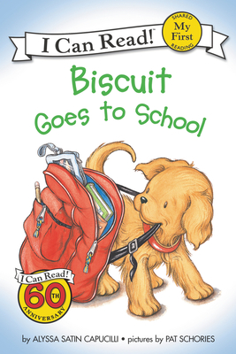 Biscuit Goes to School - Capucilli, Alyssa Satin
