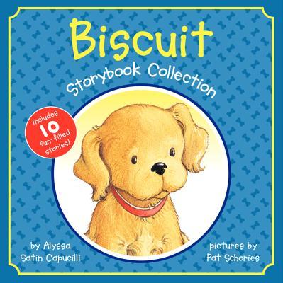 Biscuit Storybook Collection - Capucilli, Alyssa Satin