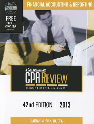 Bisk CPA Review: Financial Accounting & Reporting - Bisk, Nathan M, JD, CPA