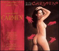 Bizet: Carmen [1973 Live Recording] - Anne Pashley (vocals); Francis Egerton (vocals); John Dobson (vocals); José van Dam (vocals); Kiri Te Kanawa (vocals); Plácido Domingo (tenor); Richard van Allan (vocals); Shirley Verrett (mezzo-soprano); Teresa Cahill (vocals); Thomas Allan (vocals)
