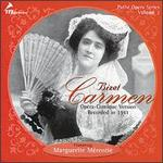 Bizet: Carmen  (Opera-comique)