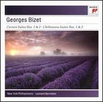 Bizet: Carmen Suites Nos. 1 & 2; L'Arlésienne Suites Nos. 1 & 2