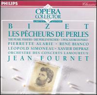 Bizet: Les Pêcheurs de Perles - Léopold Simoneau (vocals); Pierrette Alarie (vocals); Rene Bianco (vocals); Xavier Depraz (vocals);...