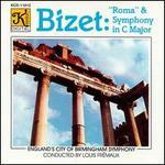 Bizet: Roma; Symphony in C; Roman Carnival