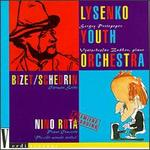 Bizet/Shchedrin: Carmen Suite; Rota: Piano Concerto