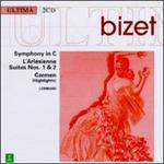 Bizet: Symphony in C; Carmen (Highlights); Arlésienne Suites Nos. 1 & 2