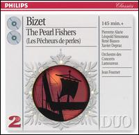 Bizet: The Pearl Fishers - L�opold Simoneau (vocals); Pierrette Alarie (vocals); Rene Bianco (vocals); Xavier Depraz (vocals);...