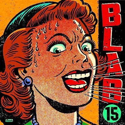 Blab!: Number 15 - Fantagraphics Books (Creator)