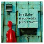 Blacher: Streichquartette