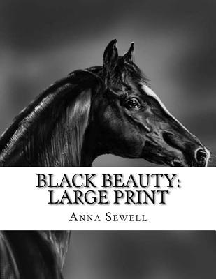 Black Beauty: Large Print - Sewell, Anna