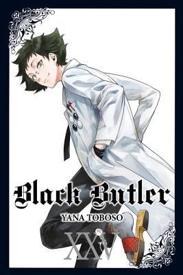 Black Butler, Vol. 25 - Toboso, Yana