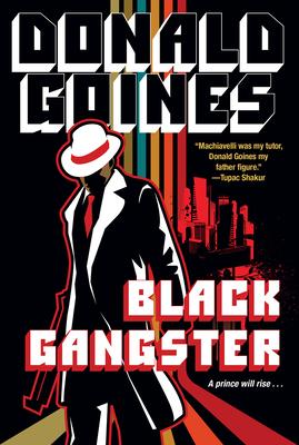 Black Gangster - Goines, Donald