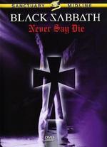 Black Sabbath: Never Say Die Live