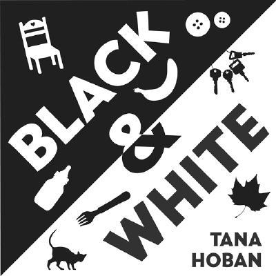Black & White Board Book -