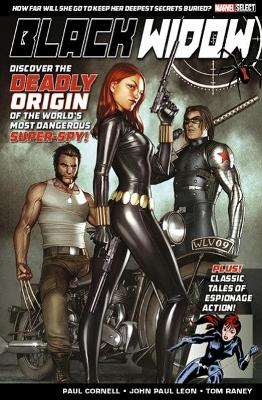 Black Widow: Deadly Origin - Cornell, Paul