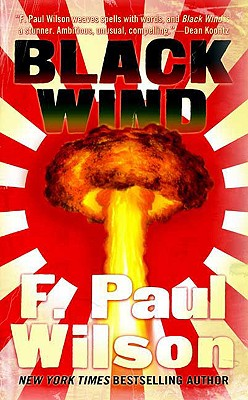 Black Wind - Wilson, F Paul
