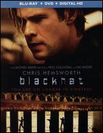 Blackhat [2 Discs] [Includes Digital Copy] [UltraViolet] [Blu-ray/DVD] - Michael Mann