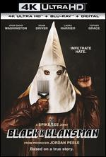 BlacKkKlansman [Includes Digital Copy] [4K Ultra HD Blu-ray/Blu-ray]
