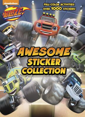 Blaze and the Monster Machines Awesome Sticker Collection (Blaze and the Monster Machines) -
