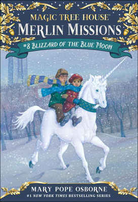 Blizzard of the Blue Moon - Osborne, Mary Pope