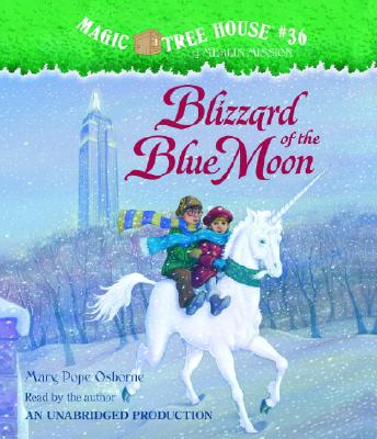 Blizzard of the Blue Moon - Osborne, Mary Pope (Read by)