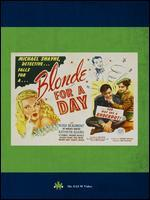 Blonde for a Day - Sam Newfield