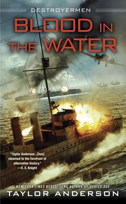 Blood In The Water - Anderson, Taylor