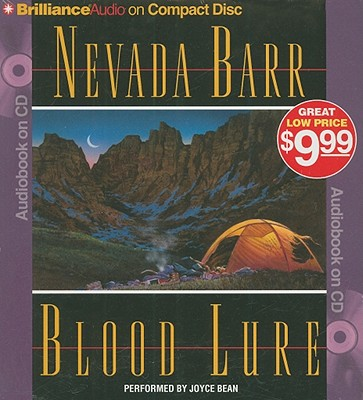 Blood Lure - Barr, Nevada, and Bean, Joyce (Read by)